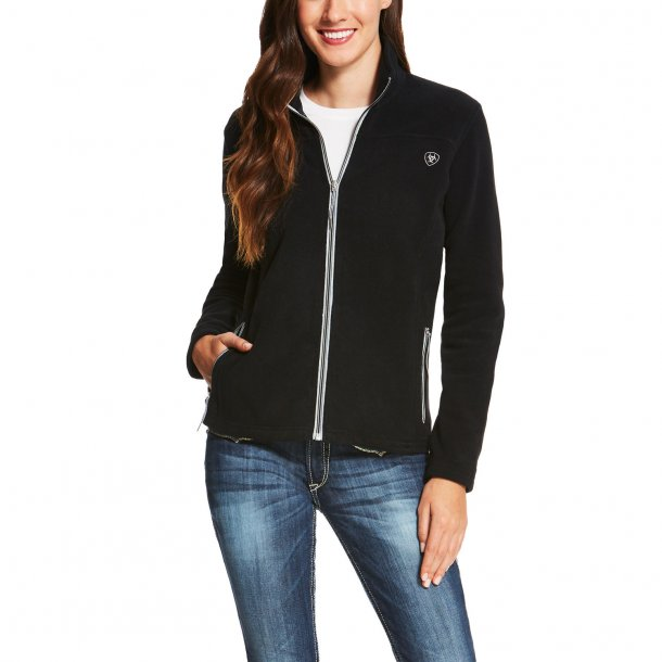 Ariat basis full zip fleecejakke