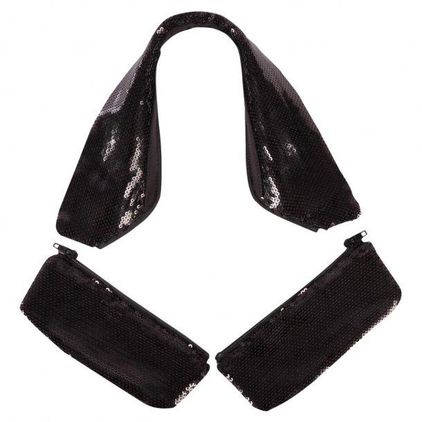 BR krave og lomme sæt til monaco stævnejakke