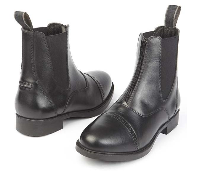 Favorit korte ridestøvler SG45