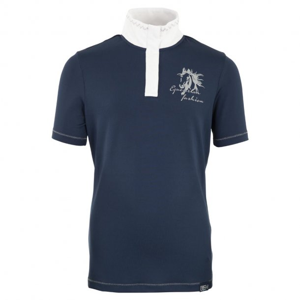 April Junior Navy Shirt BR