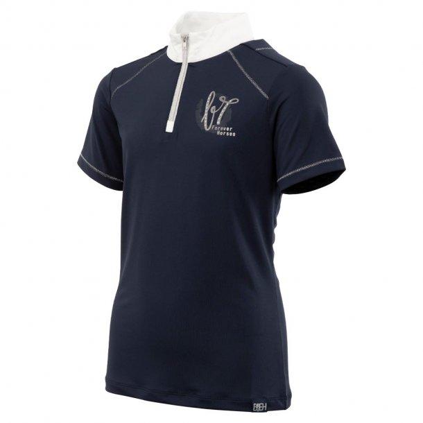 BR Olivia stævne t-shirt junior - Navy