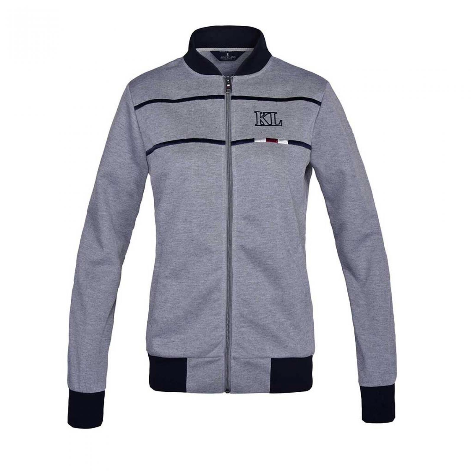 Kingsland Ladimir Unisex sweatshirt - Grå